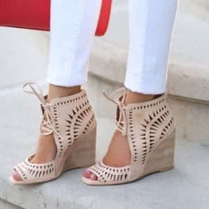 Jeffrey Campbell rodillo wedges sandal